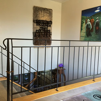 metal railing fabrication