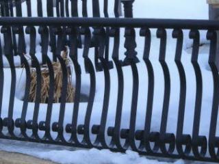 custom metal railing fabrication