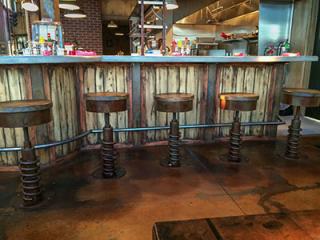 custom restaurant barstools