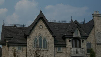 custom roof railing