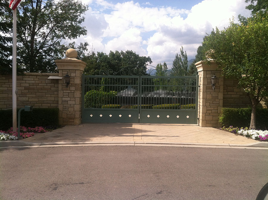 metal gate fabrication