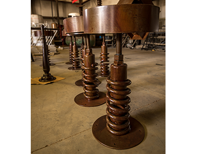 custom metal barstools