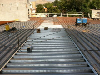 structural metal fabrication